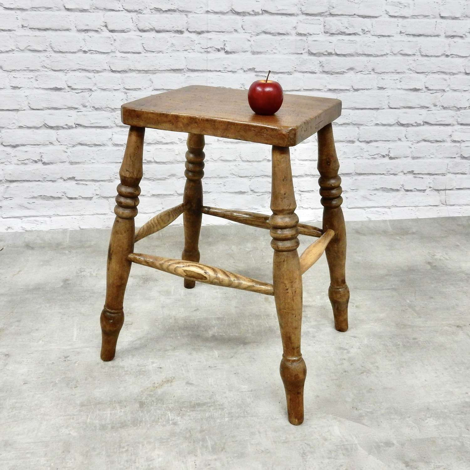 Large Country Stool