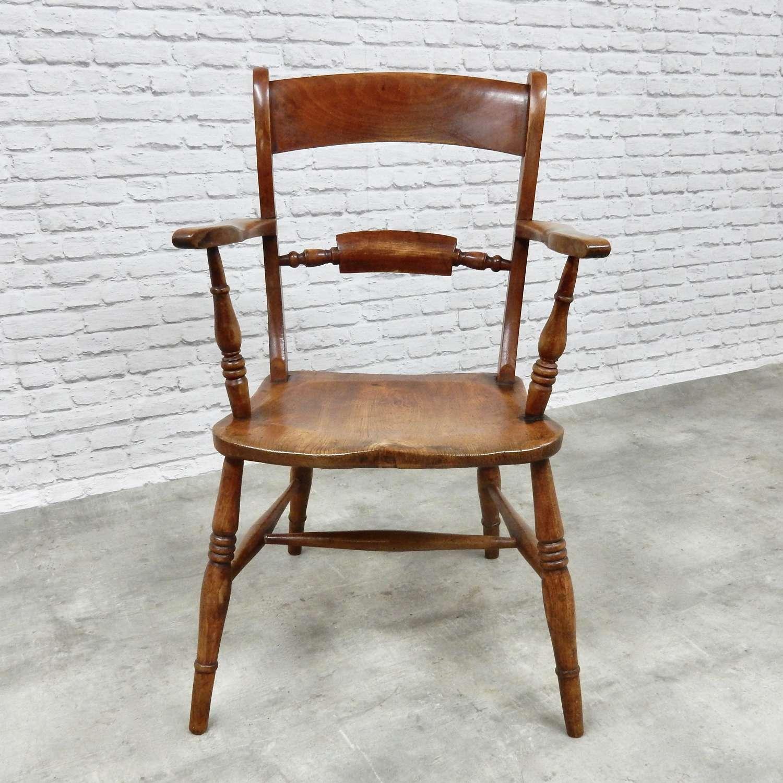 Windsor Barback Armchair