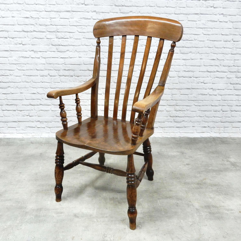 C19th Windsor Armchair