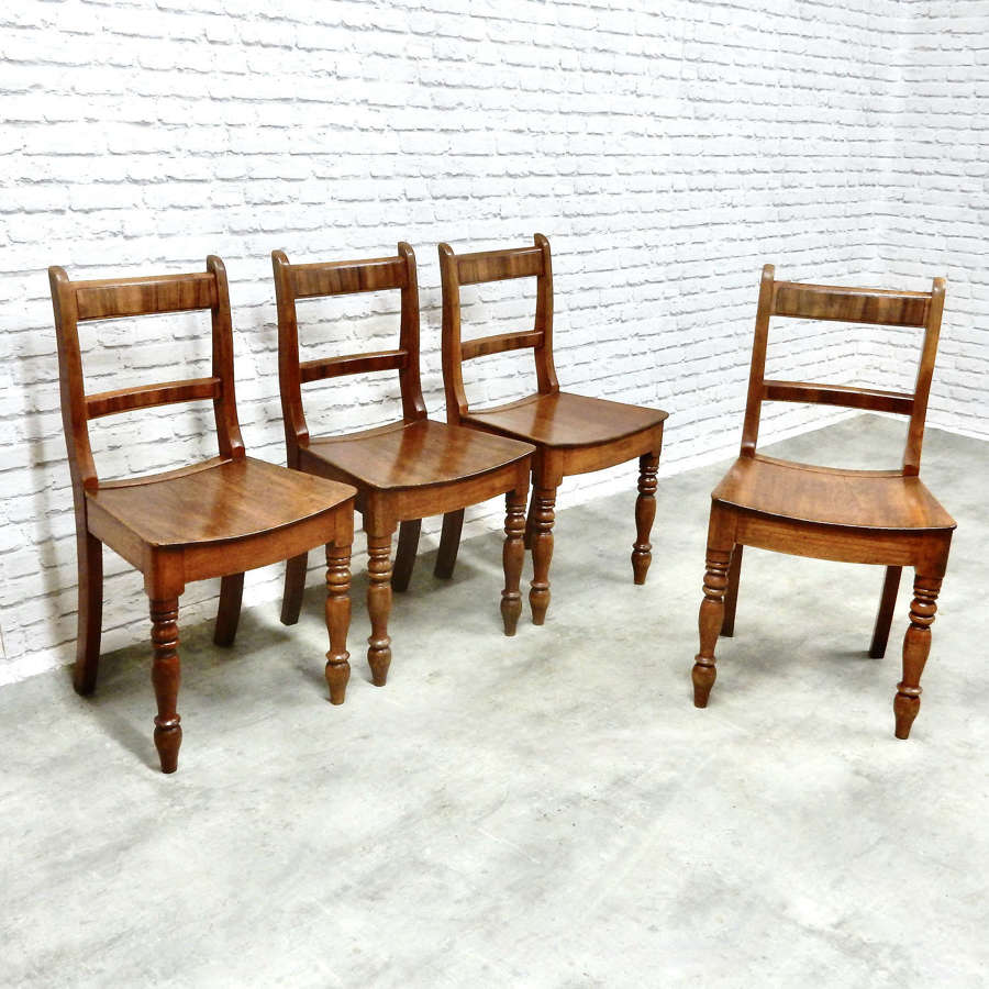 Set 4 East Anglia Dining Chairs
