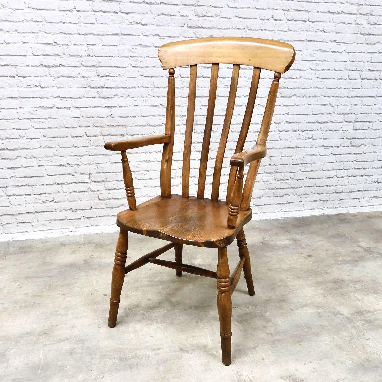 Victorian Windsor Armchair