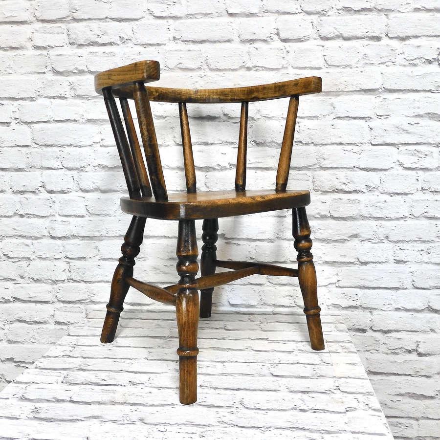 Child's Windsor Armchair