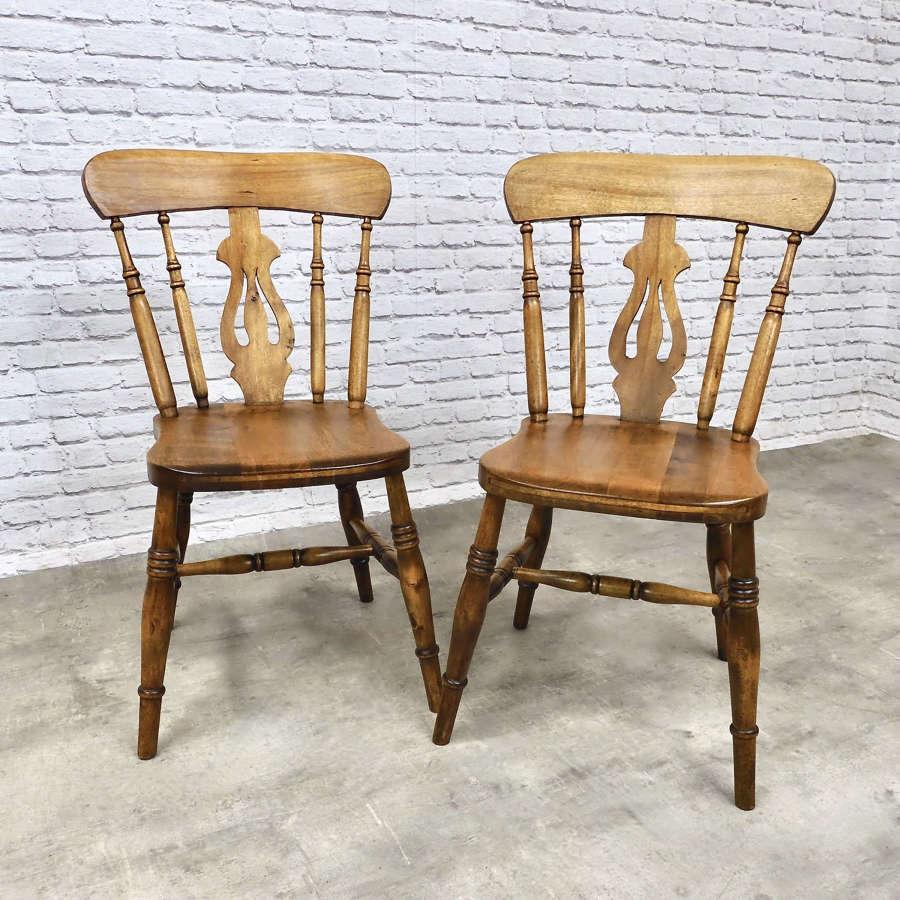 Pr Windsor Kitchen Chairs
