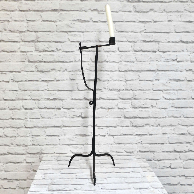 C18th Candle Holder/Peerman