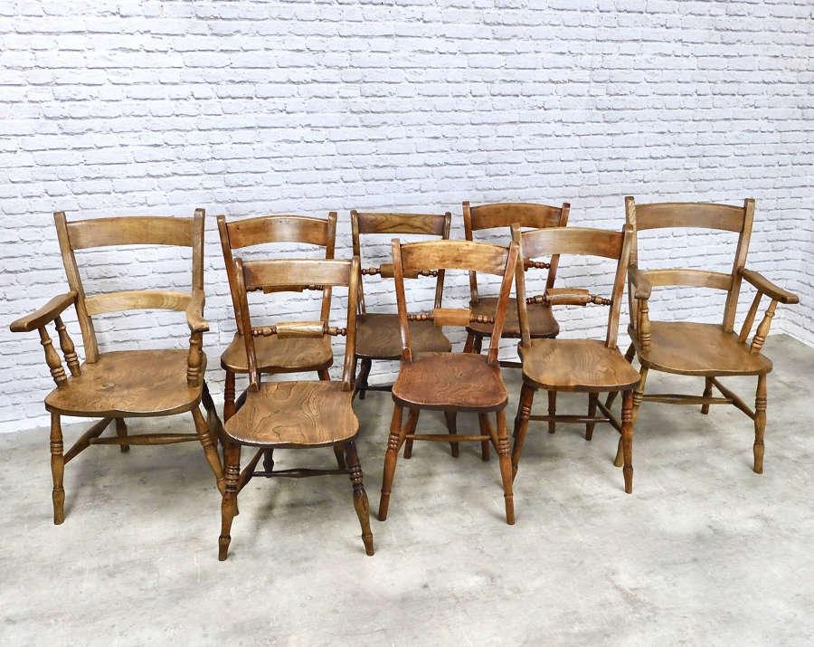 Oxford Barback Kitchen Chair Set